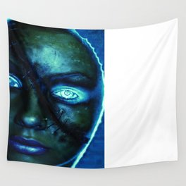 Ice Queen - Empress Horror Series Wall Tapestry