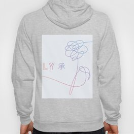 BTS - Love Yourself Hoody