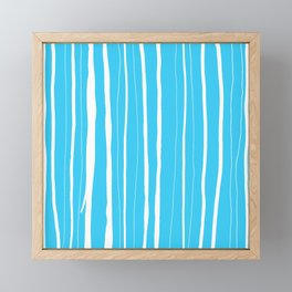 Vertical Living Electric Framed Mini Art Print
