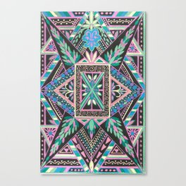 Print or T-shirt, Burnish Your Street Cred Canvas Print