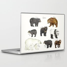 Bears Laptop & iPad Skin