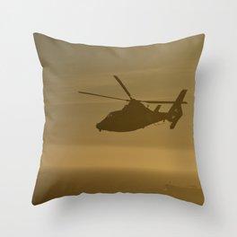 Coast Guard Power Throw Pillow