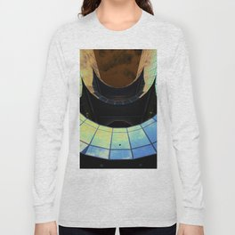 Southbank Building abstract Long Sleeve T-shirt