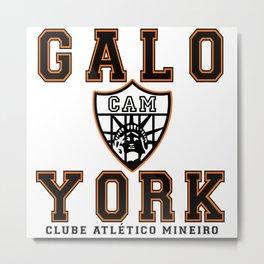Galo York Metal Print