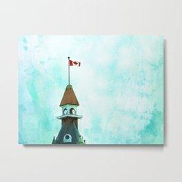 Oh, Canada! Metal Print