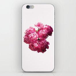 Pink Peonies iPhone Skin