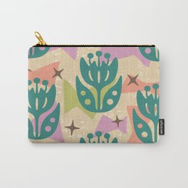 Mid Century Modern Butterfly Garden 203 Carry-All Pouch