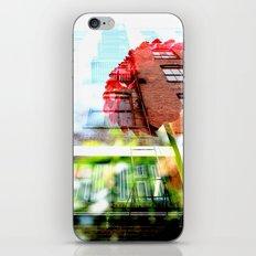 Six Story Dahlia iPhone & iPod Skin