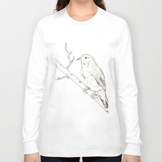 Nightingale Long Sleeve T-shirt