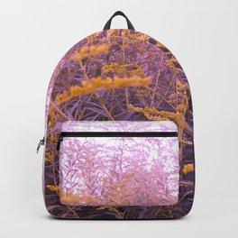 Pink Goldenrod Backpack