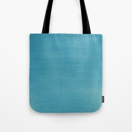 Hand painted DW-M Blue T. color Tote Bag