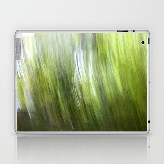 Rainy Day Motion 1 Laptop & iPad Skin