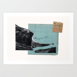 Salvage Art Print