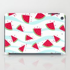 Watermelon pattern . Retro . iPad Case