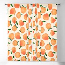Peachy Blackout Curtain