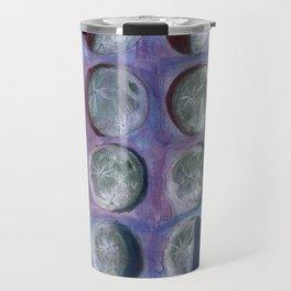 La Luna Painting Travel Mug