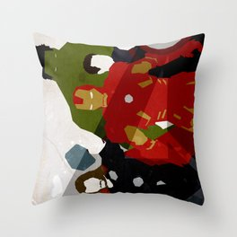 Avenge Throw Pillow