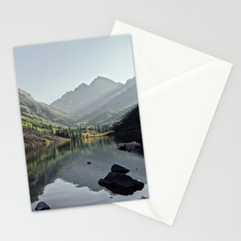 Maroon Bells 2 Stationery Cards