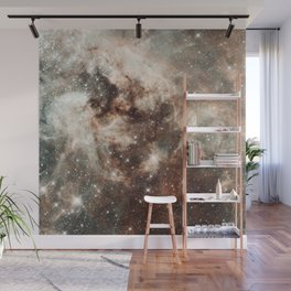 Cloud Galaxy Wall Mural