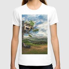 Fallen Soldiers Cross T-shirt