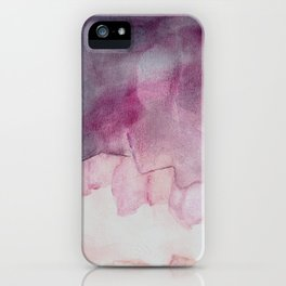 do the skies crumble iPhone Case