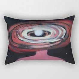 Galaxy Portrait 2 Rectangular Pillow