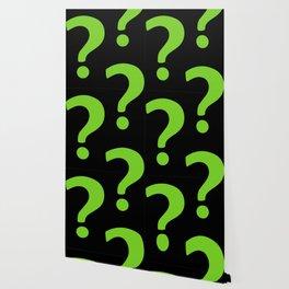 Enigma - green question mark Wallpaper