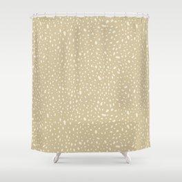 Morel Galaxy Shower Curtain