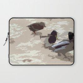 Ducks Laptop Sleeve