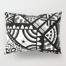 Mildly Constrained Pillow Sham