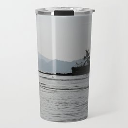 Water walk Travel Mug