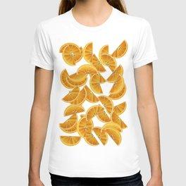 Orange Slices and Juice T-shirt