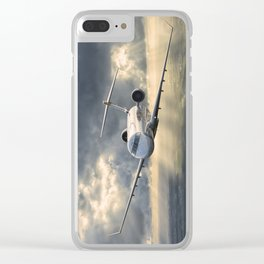 40 years flying Clear iPhone Case