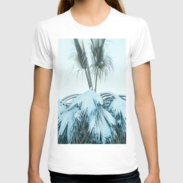 Palm and Snow T-shirt