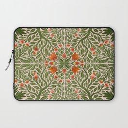 Folk Inspired Florals Laptop Sleeve