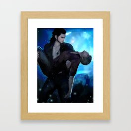 A Sacrifice Framed Art Print