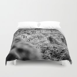 POINT TO POINT Duvet Cover