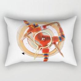 Pivot | Collage Rectangular Pillow