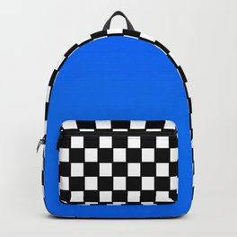 TCR- sports -blue Backpack