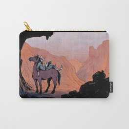 Reading Cowboy Carry-All Pouch