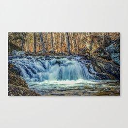 Frazier Brook Canvas Print