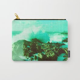 Point Lobos II // California Carry-All Pouch