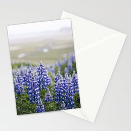 Iceland in Bloom Stationery Cards