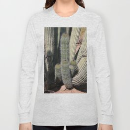 Desert Cacti Long Sleeve T-shirt