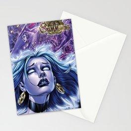 Kristine Summoned Stationery Cards
