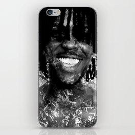 SOSA (BLACK & WHITE VERSION) iPhone Skin