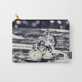 It's Time Pocket Watches Carry-All Pouch