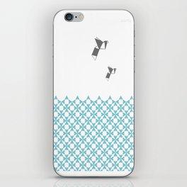 Sea Birds iPhone Skin