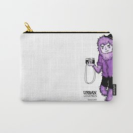 Sasquatch by Sarah Pinc Carry-All Pouch