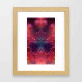 LACTEA WORLD 2 Framed Art Print